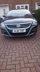 Volkswagen CC 2.0 bluemotion gt for sale **5 seats**
