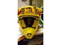MSR MAV-1 Motocross Helmets