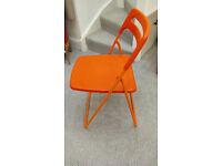 IKEA folding chairs (4x)