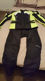 Rst Large jacket and 36 trouser