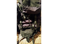 two eurohike rucksacks