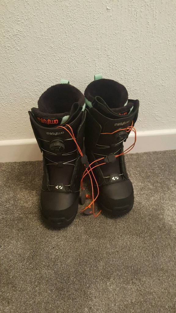 Thirty two boa snowboard boots