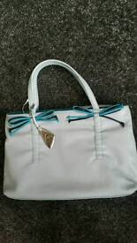 Tula small pale blue bag NEW