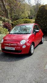 Fiat 500 mint condition 27000 miles