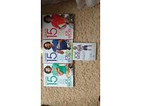 Joe Wicks cook books and dvd
