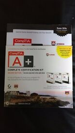 Comptia A+ 220-801/220-802 Complete Certification Kit (Sybex)