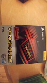 DDR3 corsair vengeance 1600mhz
