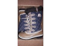 Gorgeous Sorel Snow Boots size 6.5 Great condition