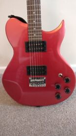 Washburn Guitar and amp, plus carry case, £80 ONO