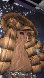 Gianfranco ferro fur jacket