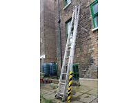 Window Cleaning Ramsey A Ladder/ Pointer Ladder 3.5m Closed Double Section