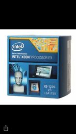 I sell Intel Xeon E3-1276v3 3.60 GHz, Never used!!