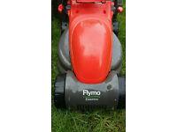 Flymo Easimo Electric Rotary Lawnmower, 900 W Good Condition