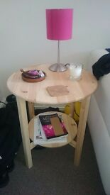 NORNAS side table (Ikea)