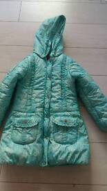 Pampolina coat age 6