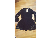 womens playsuit 12/14 new
