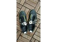 Adidas predictor metal stud football boots. Uk 5.5