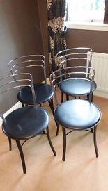 Dining Chairs (x4) - John Lewis