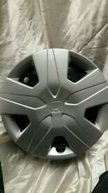 HONDA steel wheel rims 16""