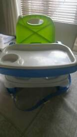 Fisher Price Healthy ❤ Booster Seat High Chair