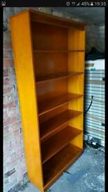 6 ft bookcase