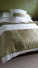 Next double bed set
