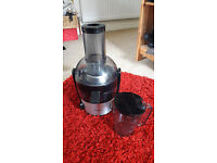 Phillips HR 1867/21 Viva Collection 700W 2litre Quick Clean Juicer