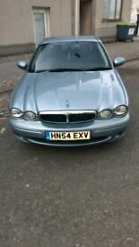Jaguar X Blue Diesel 2004 for sale