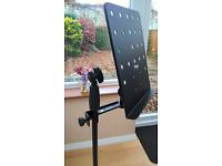 Clip on Music stand