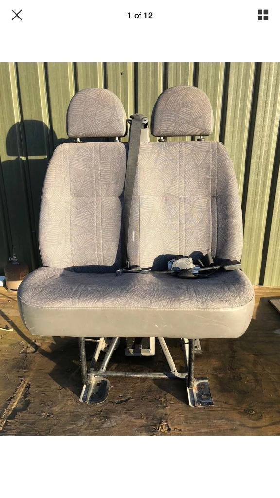 Van Passenger Seats Camper Refurb Conversion