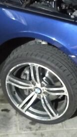 "BMW 19"" Staggered Alloy Wheels"
