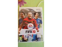 Nintendo Wii Sports FIFA 10
