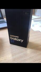 Brand new Samsung S7