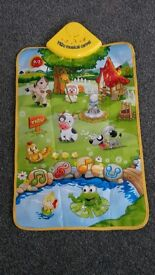 Baby musical learning mat