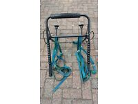 2nd hand Bicycle Rack (fits 3 cycles) - in good condition - personal collection please