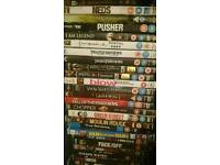 More dvds 50p