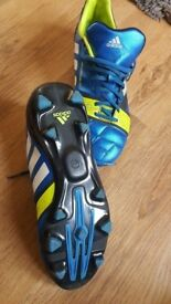 Adidas Nitrocharge 2.0 size 8