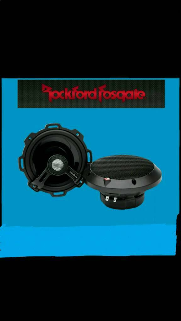 Brand new Rockford Fosgate power vision with full wiring kit to ...
