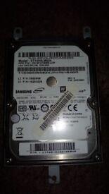 "Samsung Seagate ST1000LM024 1TB HDD 2.5"""