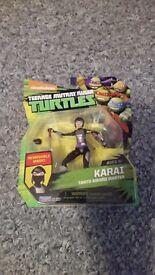 Teenage Mutant Ninja Turtles TMNT VHTF Karai