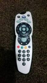 Sky +remote