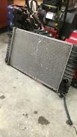 Radiator for 4.3l vortec