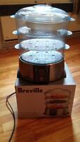 Breville steam cooker_perfect condition