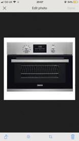 ZANUSSI ZKK47901XK Built-in Compact Combination Microwave - S/Steel *RRP £615*
