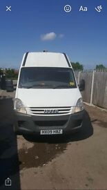 2009 iveco daily 2.3