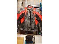 Frank Thomas leaver bike jacket