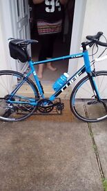 Like new. £300. Comes with pump tool bag with two spare inner tubes and bottle holder