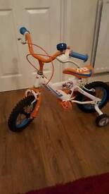 Children's 12 inch Disney Planes bike. Good condition.
