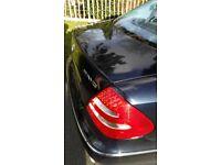 Mercedes E55 AMG