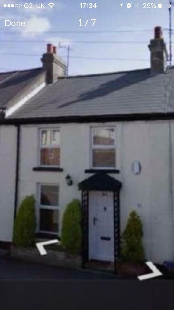 2 bed house to let Ballycarry